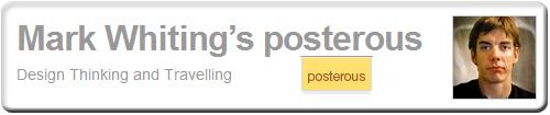 Mark Whiting Blog